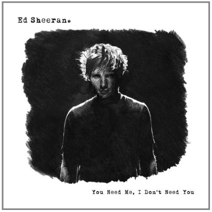 Out Now  Ed Shee...X Album Cover Ed Sheeran