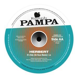 Herbert - It's Only (DJ Koze Remix)