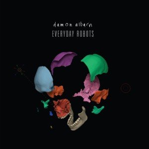 Damon Albarn - Everyday Robots Single (2014)