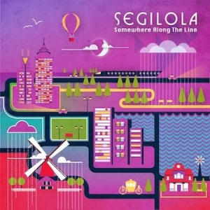 New EP- Segilola – Somewhere Along the Line