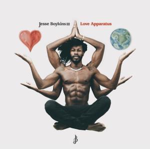 Jesse Boykins III - Love Apparatus