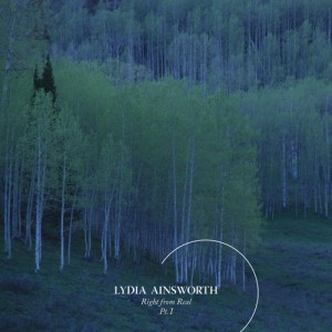 Lydia Ainsworth - Right From Real Pt. I EP (2014)