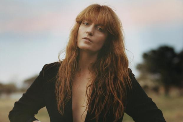Florence + The Machine + St. Jude (2015)