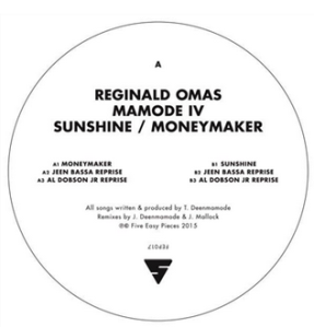 Reginald Omas Mamode IV - Sunshine:Moneymaker