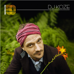 DJ Kicks DJ Koze - I Haven't Been Everywhere But It's On My